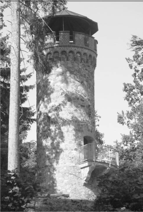 Askanierturm in Eichhorst